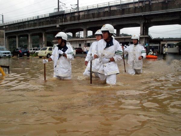 平成21年7月中国・北部九州豪雨